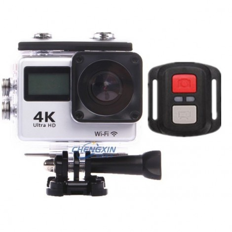 Action camera F65R Ultra HD 4k WiFi 1080p/60fps with 2.0 LCD 170D