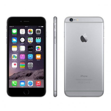 Apple iPhone 6 Plus 64 GB Grey Space (Refurbisher Like New)