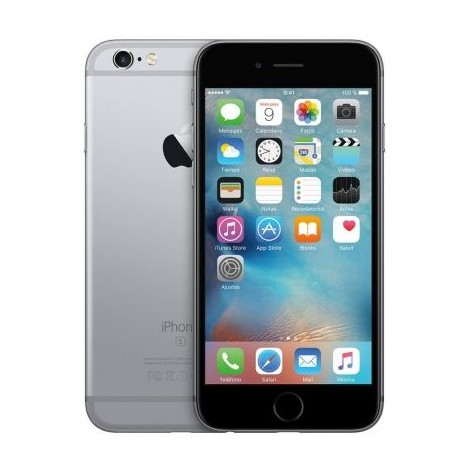 Apple iPhone 6s 128GB-Grey Space (Refurbisher Like New)