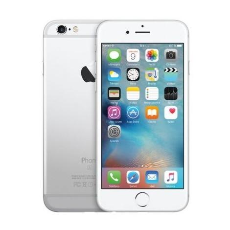 Apple iPhone 6S 128GB-Silver (Refurbished Like New)