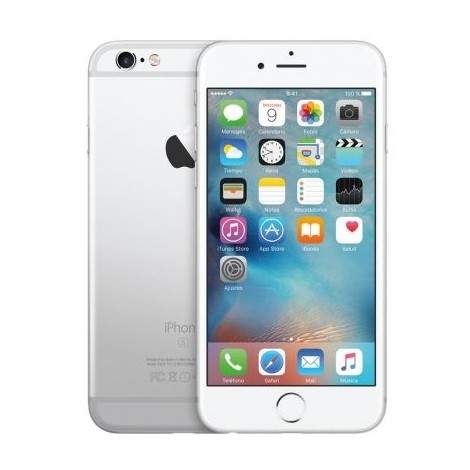 Apple iPhone 6S 16GB Silver (Refurbished Like New)