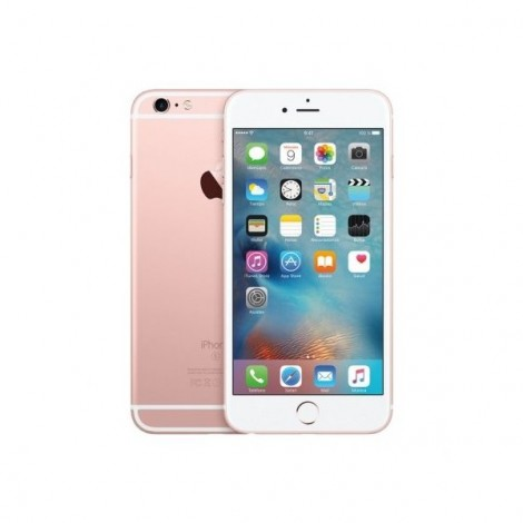 Apple iPhone 6S 64GB-Rose Gold (Refurbished Like New)