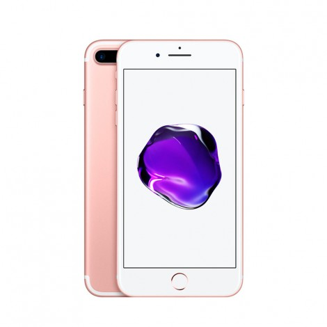 Apple iPhone 7 Plus 128GB Gold Pink (Refurbished Like New)