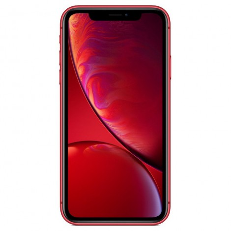 Apple iPhone XR 64GB-Red (Refurbished Like New)