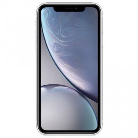Apple iPhone XR-64GB-White (Refurbished Like New)