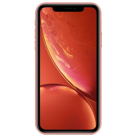 Apple iPhone XR to 128GB Coral (Refurbished Like New)