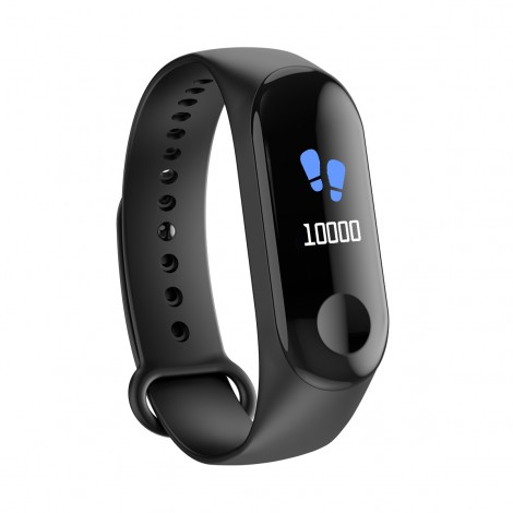 Smart Band Fitness Colors Activity Tracker S0990