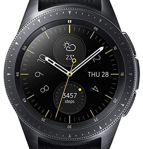 Samsung Galaxy Watch R810 (42mm Bluetooth) Black