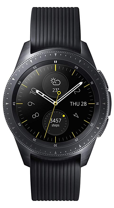 Samsung Galaxy Watch R810 (42mm Bluetooth) Black
