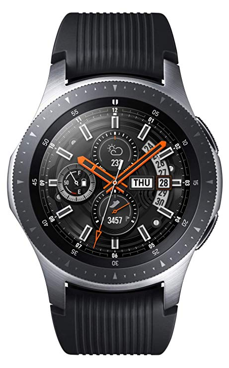 Samsung Galaxy Watch R800 (46mm Bluetooth) Silver