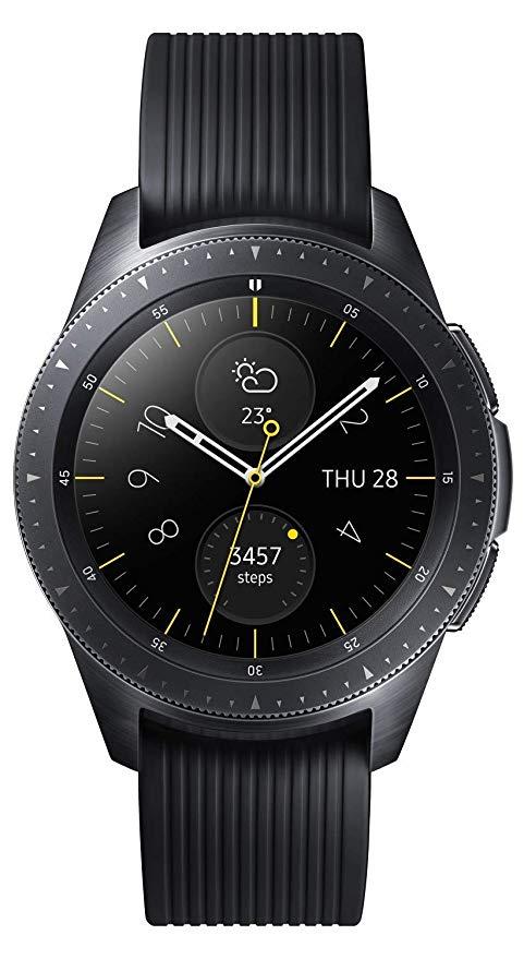 Samsung Galaxy Watch Active 2 (R820 44mm Stainless Steel Case) Black