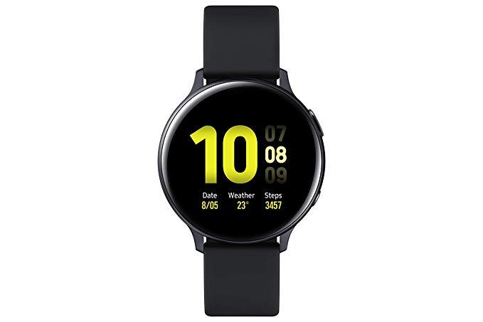 Samsung Galaxy Watch Active 2 (R820 44mm Aluminum Case) Black