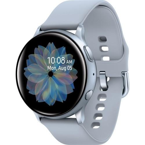 Samsung Galaxy Watch Active 2 (R830 40mm Aluminum Case) Silver