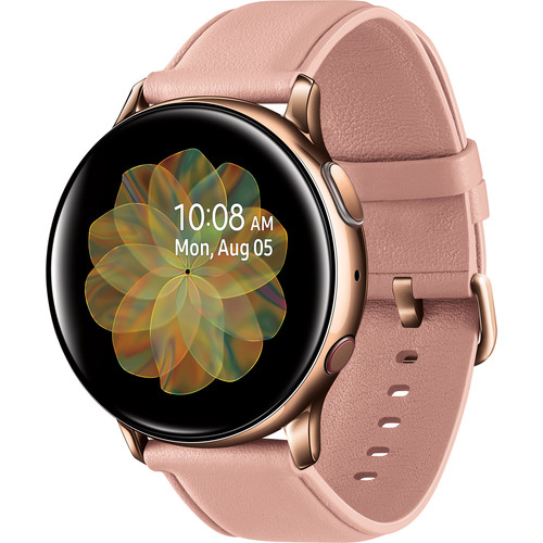 Samsung Galaxy Watch Active 2 (R830 40mm Aluminum Case) Gold