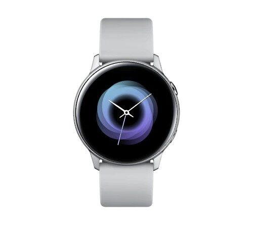Samsung Galaxy Watch Active (R500 Bluetooth) Silver